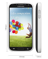 This battery case will double the battery life of your Samsung Galaxy S4