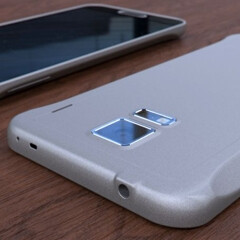 This Samsung Galaxy F (S5 Premium) concept looks almost real