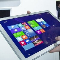 Panasonic Toughpad 4K tablets about ready to ship, bring lots of money