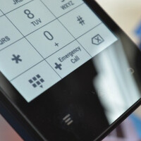 InkPhone is an e-reader that doubles as a phone; long battery life means no