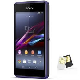 Sony Xperia E1 dual is now available