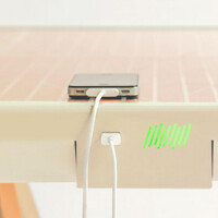Current Table uses something akin to photosynthesis to charge your devices