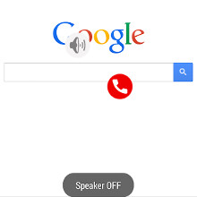 How to use the browser, take notes, or play music while on a call with your Android phone