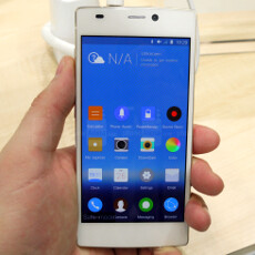The world's thinnest phone, Gionee Elife S5.5, hits the shelves March 18 for $374