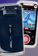 Verizon now offers the Motorola Rival and the Casio Exilim