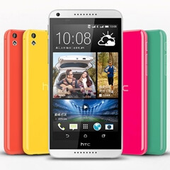 HTC Desire 816 seemingly headed to the UK