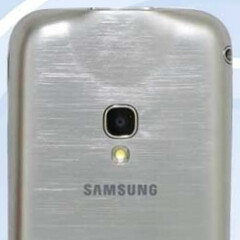 New Samsung SM-G3858 seems to feature a built-in projector and metal back
