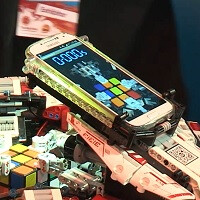 Brain of Samsung Galaxy S4 sets world record to solve Rubik's Cube