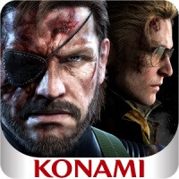 Free app turns your Android or iOS device into a second screen for playing MGS V: Ground Zeroes