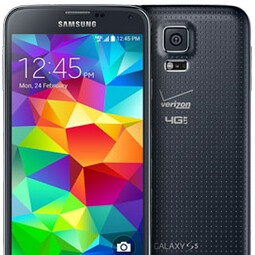 Verizon reminds customers that the Samsung Galaxy S5 is coming, compares it to the S4 and S III