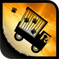 Bad Roads 2 tests your cargo hauling skills on the worst of terrains