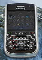 BlackBerry Tour to have a touchscreen?