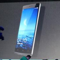Oppo Find 7 is officially unveiled; 2K display allows for 538ppi pixel density