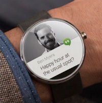 How the Moto 360 got its striking design (watch the Hangout here)