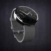 The Moto 360 features an orientation-free 1.8-inch display, and more