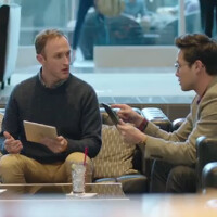 Samsung's new ad knocks competitors' tablets