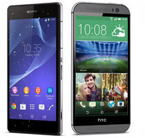Sony Xperia Z2 vs HTC One (M8): preliminary comparison