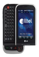 Affordable and full featured LG Tritan now available for Alltel