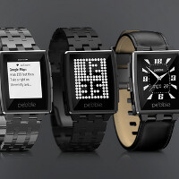 Pebble's total sales have reached 400,000 watches