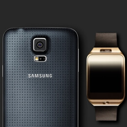 Samsung announces global preview and pre-orders for the Galaxy S5, Gear 2 and Gear Fit