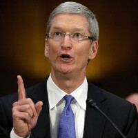 Apple CEO Tim Cook calls book about Apple
