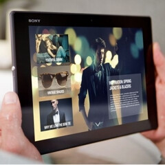 Sony Xperia Z2 Tablet launched in the UK