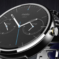 The Moto 360 may feature sapphire glass and magnetic induction charging