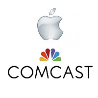 Apple and Comcast working on a deal for TV streaming service