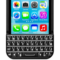 BlackBerry says it will suffer irreparable harm if Typo's QWERTY is allowed to be sold