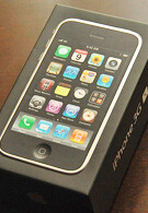 iPhone 3G S gets unboxed