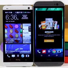 HTC One (M8) vs HTC One (M7) vs Galaxy S4 specs comparison