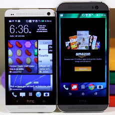 HTC One (M8) vs HTC One (M7) vs Galaxy S4 specs comparison