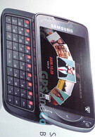 Samsung Louvre B7610 is a QWERTY side-slider, and the B5100 is a Symbian S60 smartphone