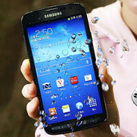 Rugged Galaxy S5 Active to dive into the AT&T pool