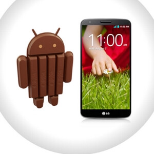 LG G2 updated to Android 4.4.2 KitKat in Canada, Knock Code coming in April