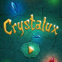 Crystalux is a game that exercises your brain, soothes your nerves