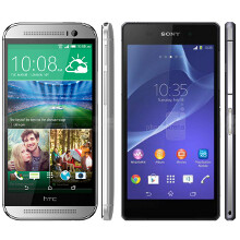 Stereophonics: new HTC One M8 BoomSound speakers vs Xperia Z2 S-Force Front Surround
