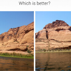 Pic Perfect app for Android makes it easy to compare image quality side by side