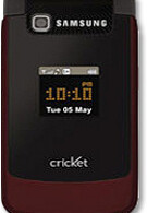 Samsung My Shot II now offered by Cricket