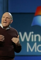 Microsoft to stop reimbursing employees for iPhone, BlackBerry and Pre data
