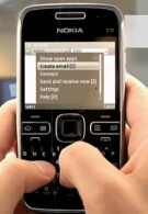 Nokia's E72 outed?