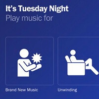 Songza will now account for weather in its playlist recommendations