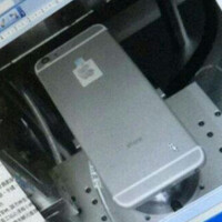 Foxconn insider leaks photos allegedly showing the Apple iPhone 6