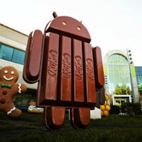 Android numbers show KitKat more than doubles its share to over 5%