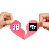 BlackBerry will end its relationship with T-Mobile starting April 25th