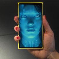 Cortana arrives... in Bing personalization settings
