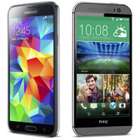 5 Galaxy S5 features that the HTC One (M8) lacks