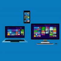 Microsoft pushes convergence with universal Windows app development
