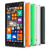 This is how big the Nokia Lumia 930 is compared to the competition