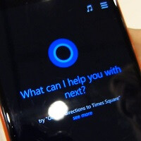 Meet Cortana in an up-close video